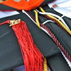 Honor Cords, Medals, Diploma Covers Etc.