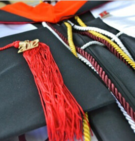 Order your graduation honor cords and Medals