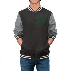 Redmond High School Jersey knit Varsity Jacket