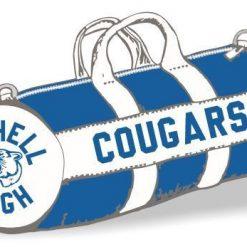 Team Canvas Duffel Bag – Bothell High School