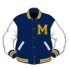 Mariner High School Letter Jacket – Design your own