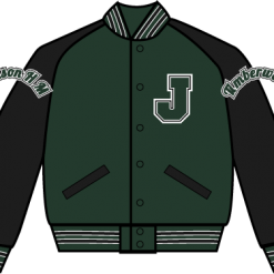 JHS Letter Jacket – Design Your Own