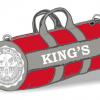 Team Canvas Duffel Bag – King's High School