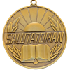 Salutatorian Medallion w/ Neck Ribbon