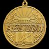 Valedictorian Medallion w/ Neck Ribbon