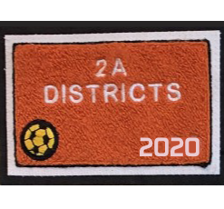 Full Size Champ / District Patch