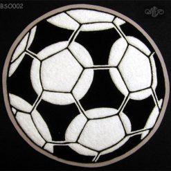 Soccer Ball 5 Back Patch