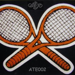 Tennis 2 Back Patch
