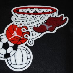 Multi Sport Soccer, Volleyball, Basketball, and Track Back Patch