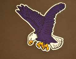 Mascot – Sea Hawk Back Patch