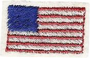 Flag Inlay