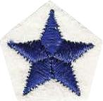 Star Blue Inlay
