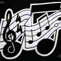 Art Music staff 4