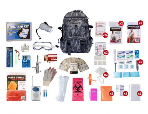 2 Person Elite Survival Backpack