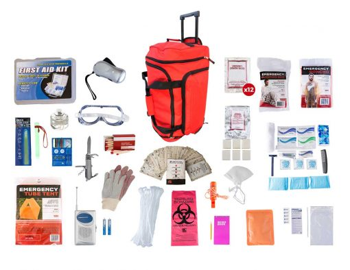 1 Person Elite Survival Kit 72 hr