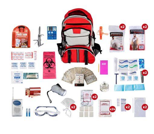 2 person elite Survival backpack