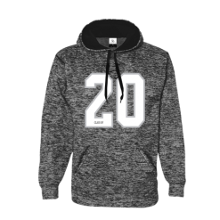 Senior 2020 Premium hoodie sweatshirt