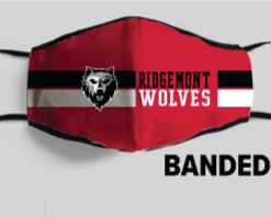 Custom Face Mask – Banded Design