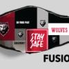 Custom Face Mask – Fusion Design