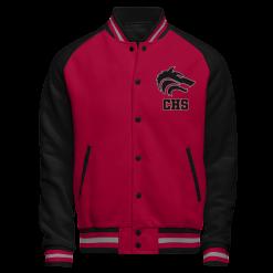 Cedarcrest H.S. Class of 2022 Custom Reversible Jacket
