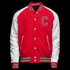 Cleveland Class of 2022 Custom Reversible Jacket