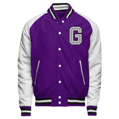 Garfield Class of 2022 Custom Reversible Jacket