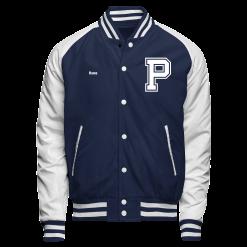 Providence Classical Custom Reversible Letter Jacket